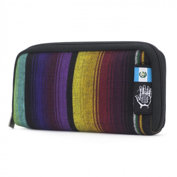 Ethnotek Chiburi Accordion Wallet RFID Block