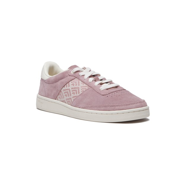 N'go Shoes Saigon Collection Tan Dinh – Artisan.Pink Rosé CFL Suede
