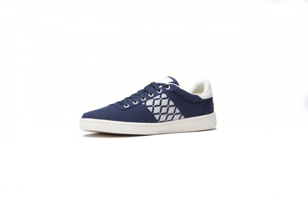 N'go Shoes Saigon Collection Dong Hoi - Navy Canvas Vegan