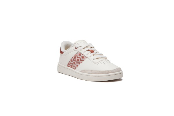 N'go Shoes Saigon Collection Ben Thanh - Terracotta.Cream CFL