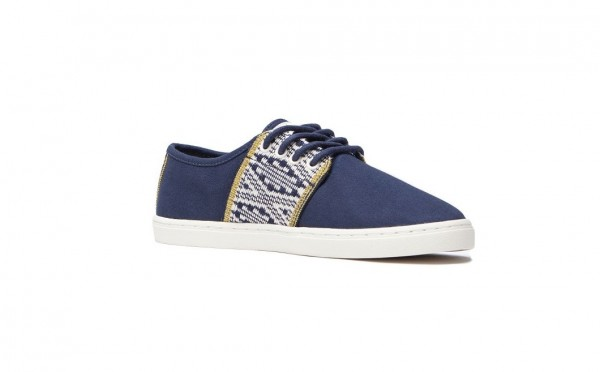 N'go Shoes Mekong Da Nang | Blue Navy Canvas